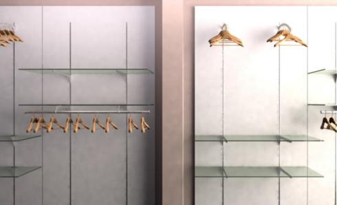arredamento punti vendita sistemi modulari