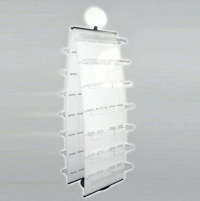 sistemi di arredamento per negozi